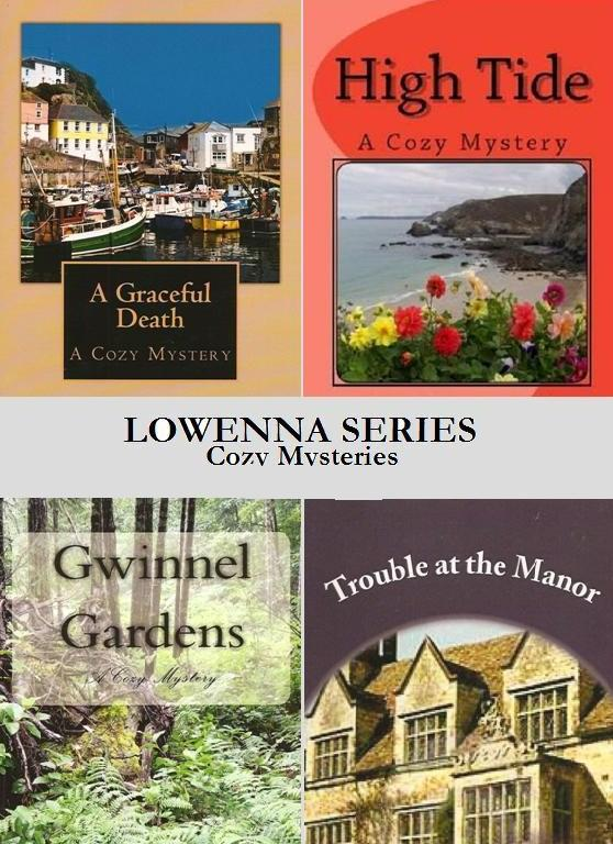 Ann's Cozy Mysteries