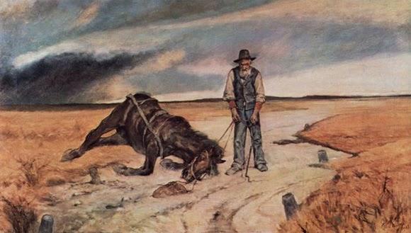 SVIRGOLETTATE: Il cavallo nella storia dell\'arte