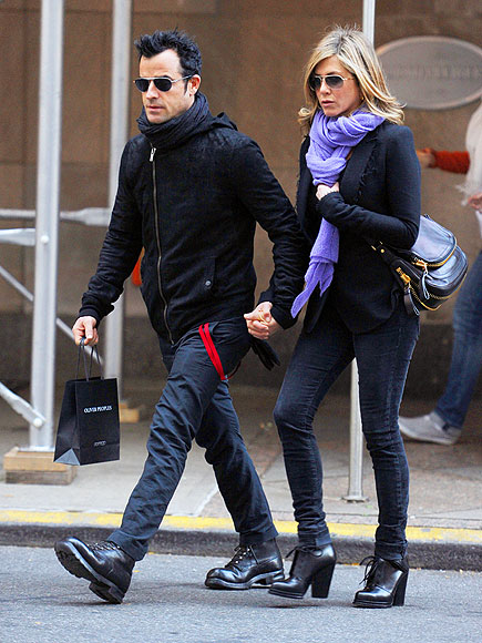 Alexander Wang Black Ankle Boots seen on Jennifer Aniston ...