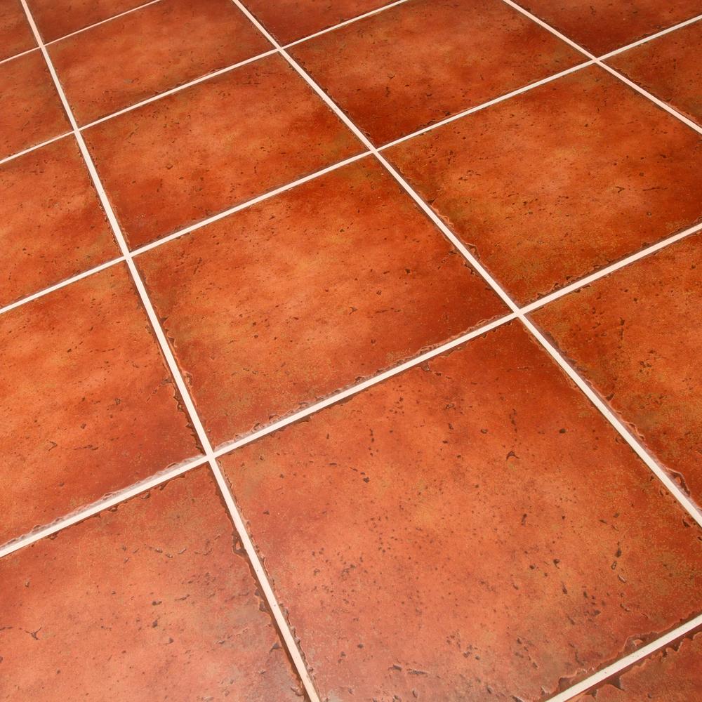 What is ceramic tile flooring
