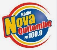 ouvir a Rádio Nova Quilombo FM 100,9 Palmares PE