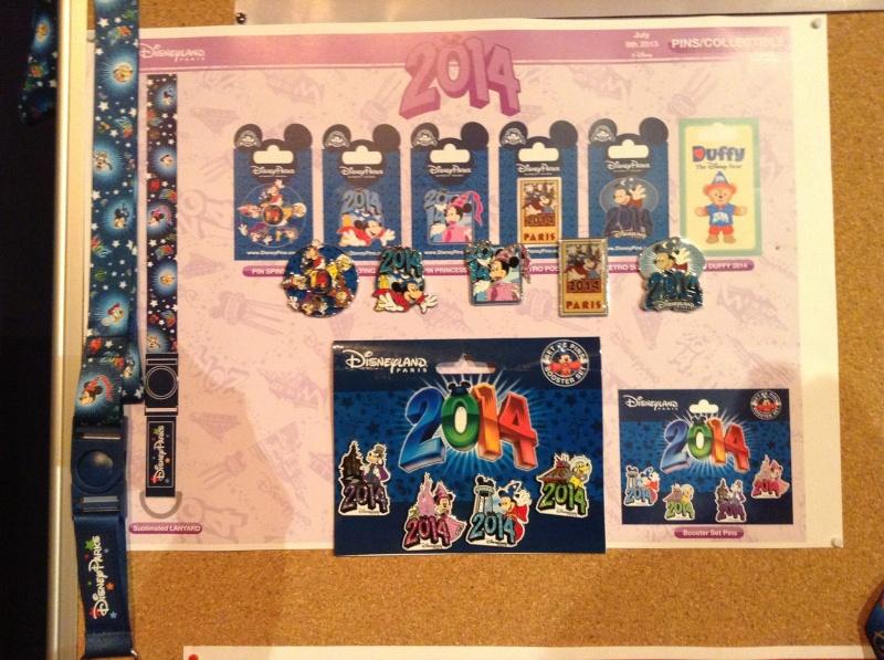 2014 pins