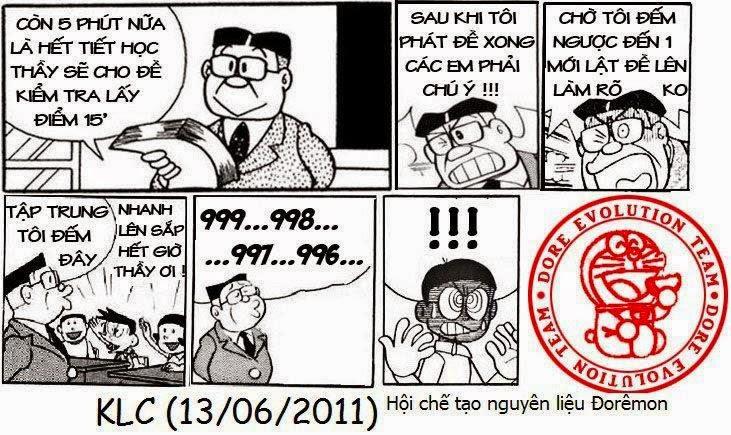 Doraemon và Nô nguy hiểm với thời sinh viên bá đạo