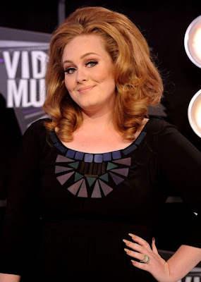 Adele-Pregnant-With-First-Child-at-24