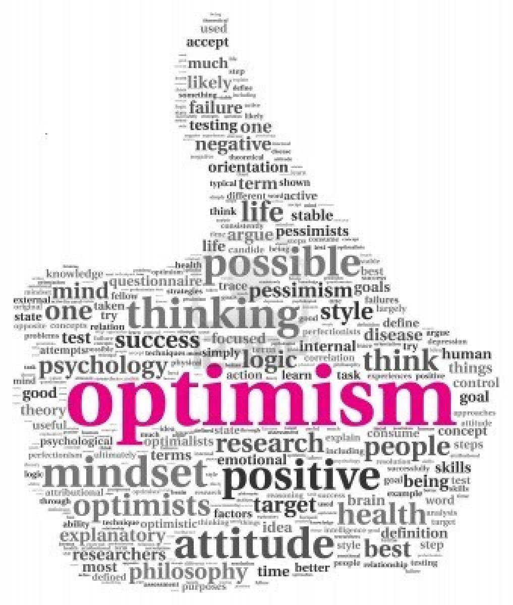 optimism quote with - photo #42