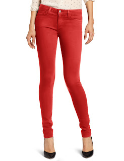 Colored Skinny Jeans For Women