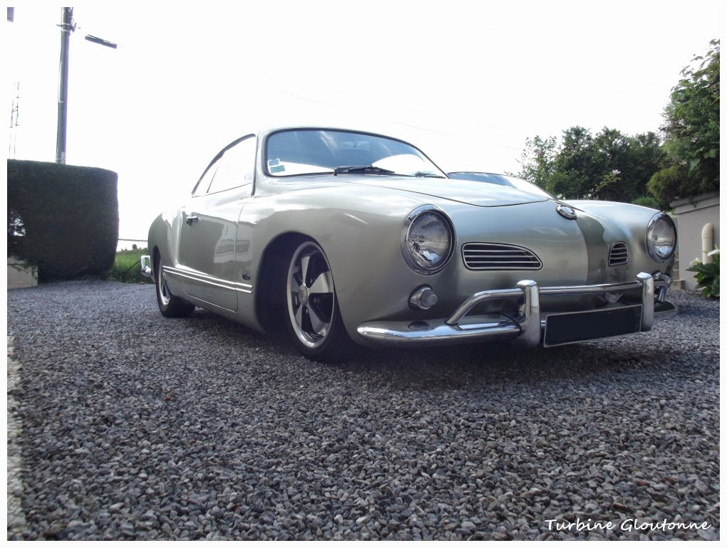 karmann ghia type 14