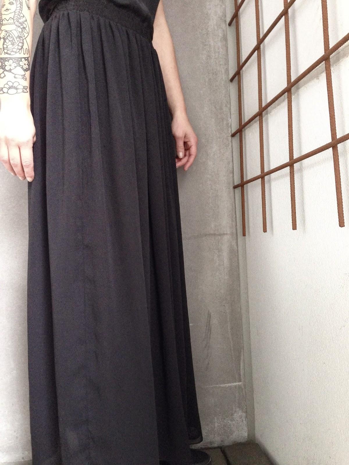 American Apparel, American Apparel skirt, American Apparel kjol