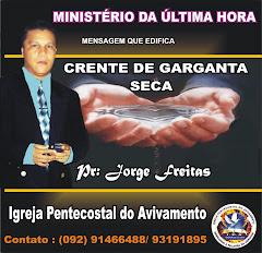 CD - TEMA - CRENTE DE GARGANTA SECA