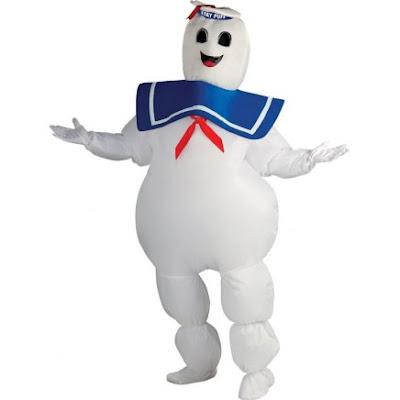 Disfraz de Marshmallow Cazafantasmas