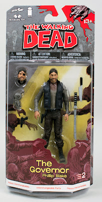 McFarlane Toys The Walking Dead [Comic Series] The Governor Figure