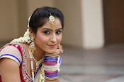 Actress Sony looking Gorgeous in Saree-thumbnail-8