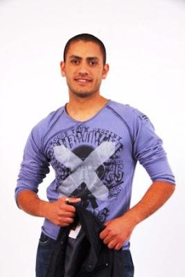 Mario Fredes Gran Hermano 2012 (GH 2012). fotos imagenes
