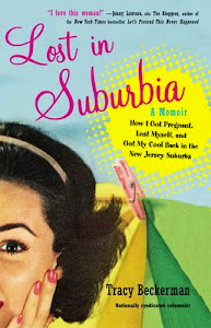 Lost in Suburbia book--WIN one of FIVE!