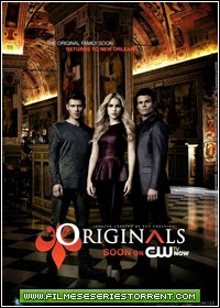 The Originals 1ª Temporada Dublado e Legendado Torrent
