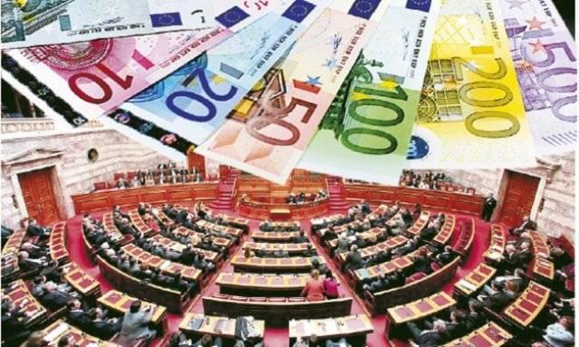 WT : Η Ευρώπη δεν χρηματοδοτεί την Ελλάδα αλλά τους διεφθαρμένους και ανίκανους πολιτικούς της, διασώζοντάς τους!