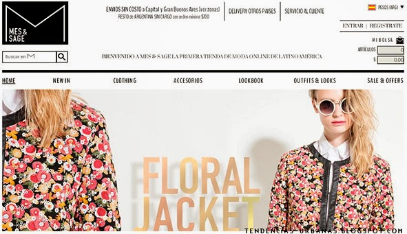 Tiendas online para comprar ropa barata en Argentina