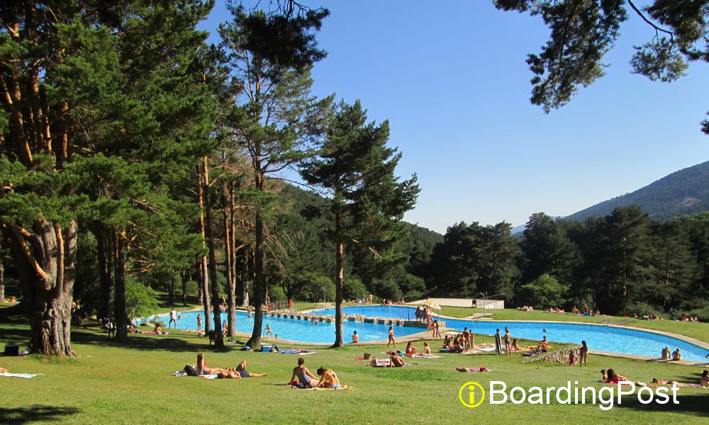 Pozas de las dehesas madrid no tiene playa pero si for Piscinas naturales y playas en toledo