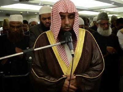 Syaikh Shalah Muhammad Budair - Imam Masjid Nabawi