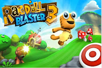 Ragdoll Blaster 3 walkthrough iphone, ipad, ipod touch.