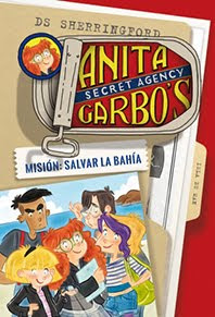 """Anita Garbo's Secret Agency - volume 1"""