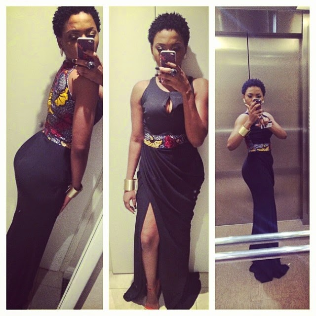 Chidinma Flaunts Her Curves In New Photos