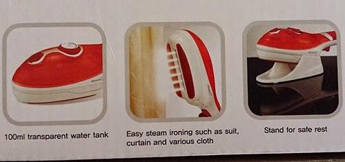 Cara guna seterika Iron Steam Q produk Astro Go Shop, gambar, harga seterika Iron Steam Q, seterika pintar, seterika wap, panduan dan tips menggunakan seterika Iron Steam Q, how to use Iron Steam Q