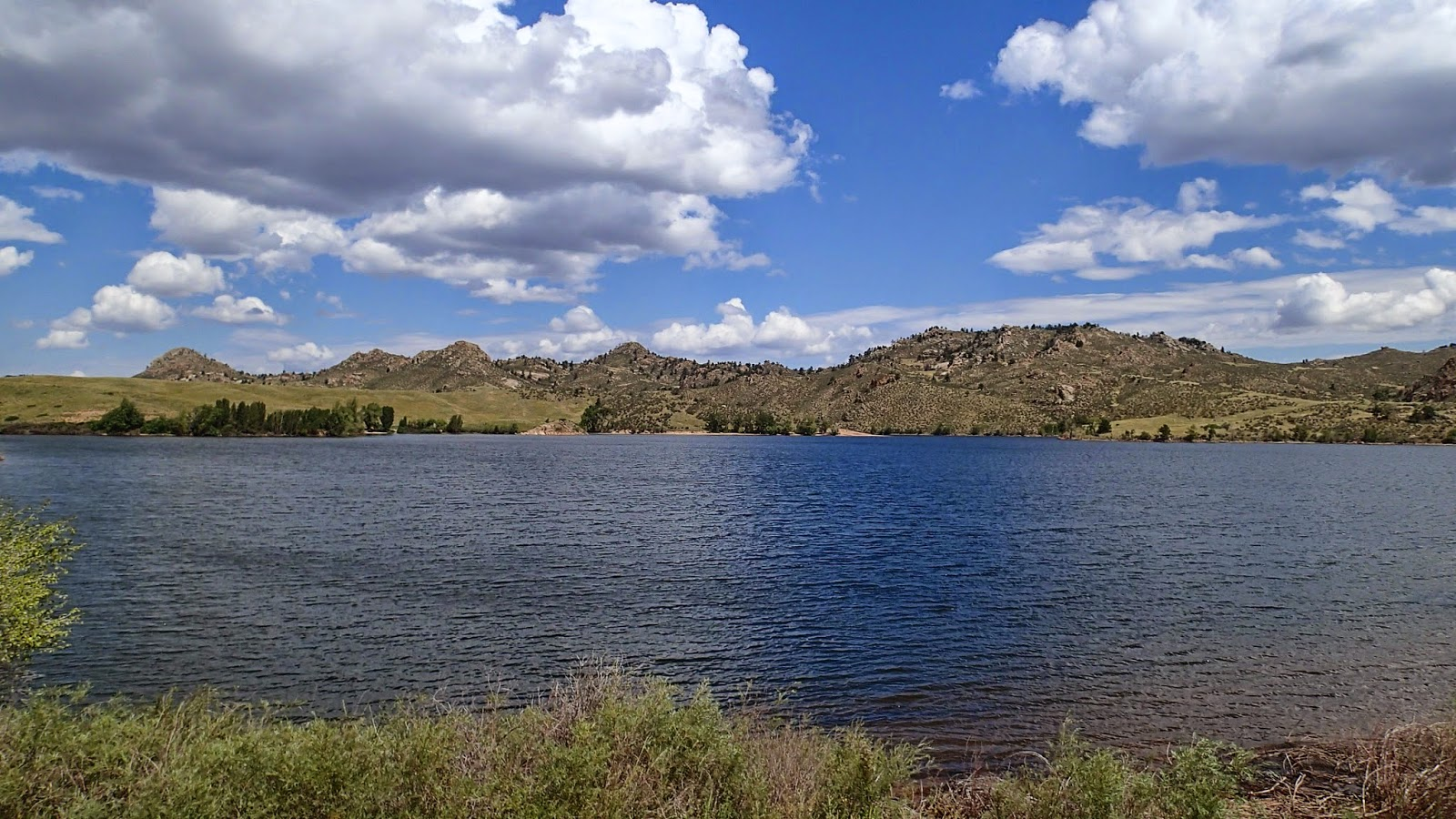 Curt gowdy state park camping