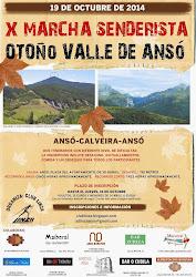 Marcha Senderista Valle de Ansó