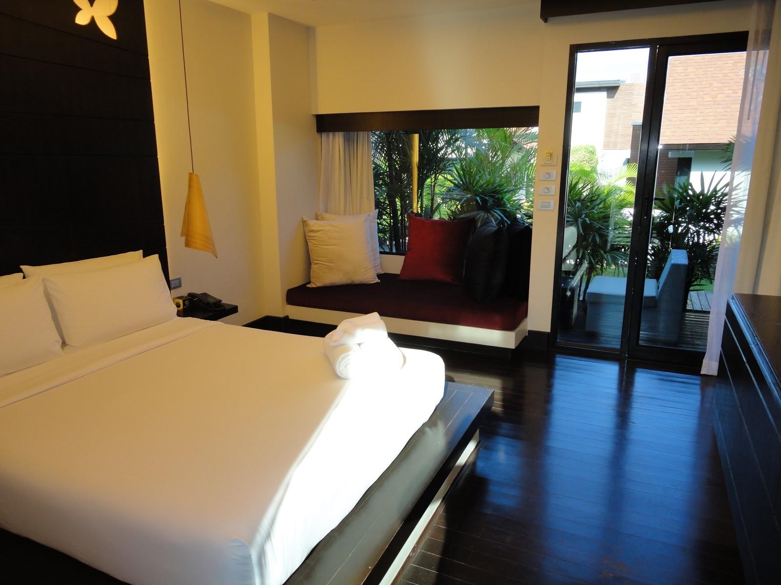 hotel med spa på værelset thai massage helsinge