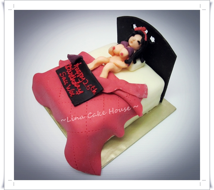 Sexy Man Birthday Cake - Hot Girls Wallpaper