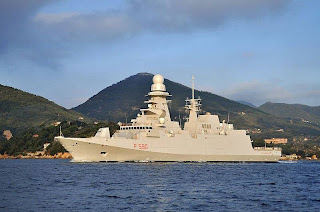 PHL set to buy two Maestrale-Class Frigates, 12 FA-50 fighter aircraft