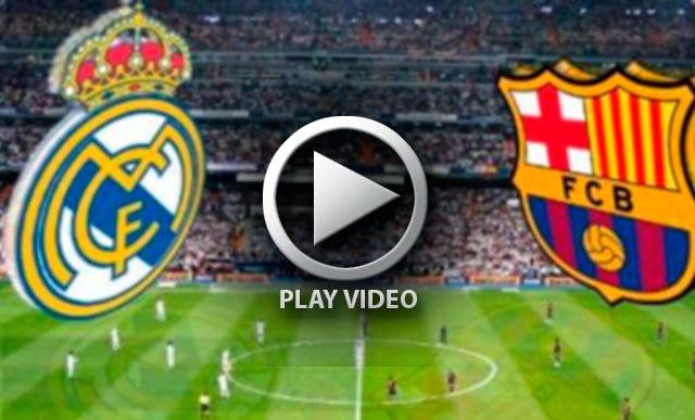 Image Result For Vivo Barcelona Vs Real Madrid En Vivo Roja Directa