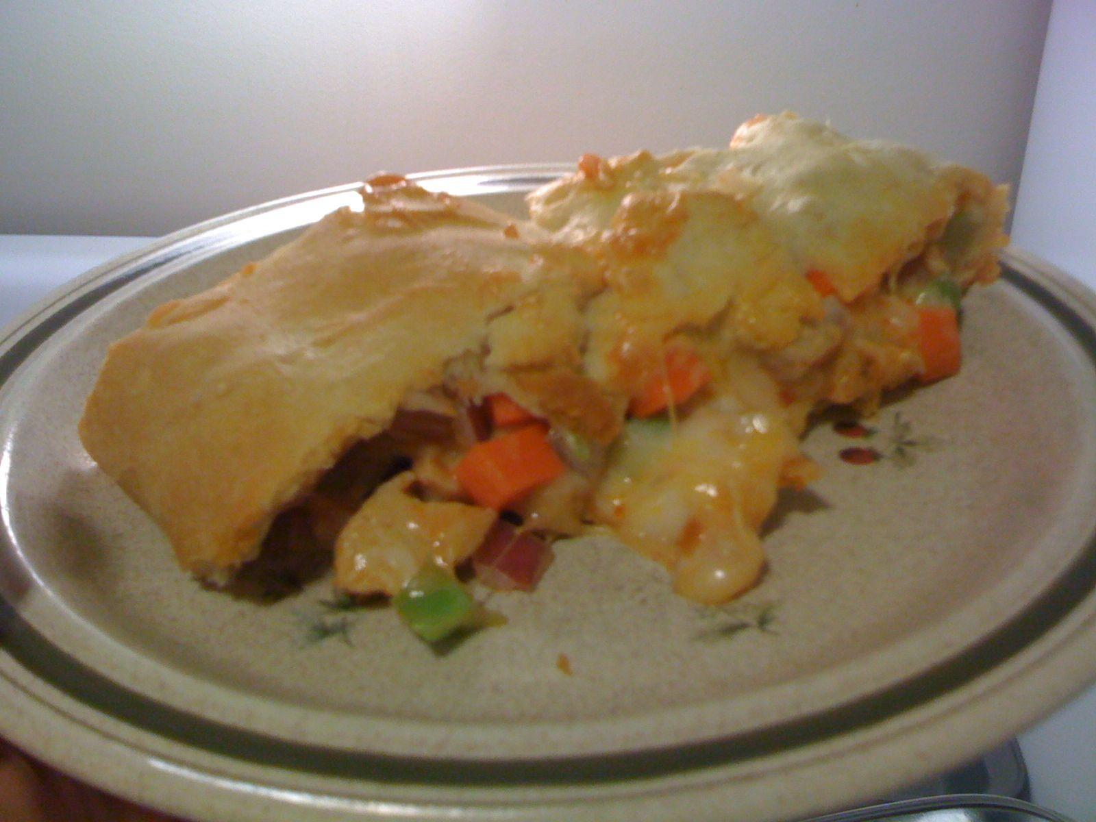 Take Me the Way I Am: recipe of the week: buffalo chicken ...