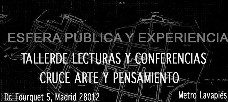 Esfera Pública y Experiencia