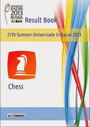 Universíade de Verão 2014 - Kazan - Russia