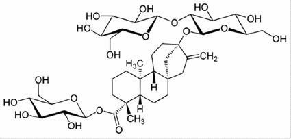 glucosidos de esteviol
