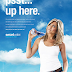 JENNIFER ANISTON IN THE CLOUDS 'SMARTWATER' 2014 AD