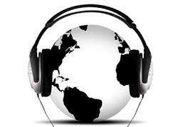 """El mundo necesita mucha paz y mucha música"", Bob Marley"