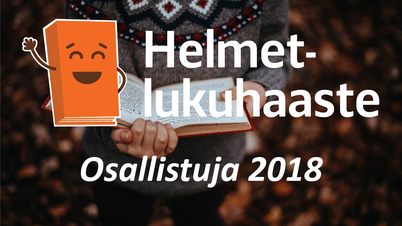 Helmet - lukuhaaste