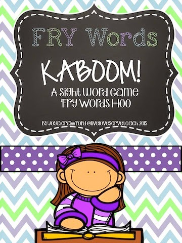 https://www.teacherspayteachers.com/Product/FRY-Words-1-100-KABOOM-Game-740910