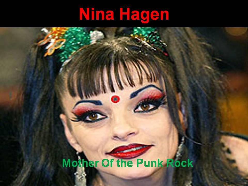 Nina Hagen Discografía completa