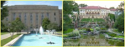 Ayuntamiento Oklahoma City + Philbrook Museum Tulsa