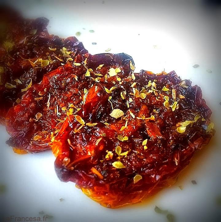 La francesa aux fourneaux les tomates confites d 39 arthur le caisne parce que la cuisine c 39 est - La cuisine c est aussi de la chimie ...