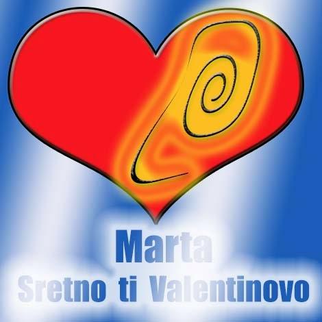 besplatna čestitka za valentinovo
