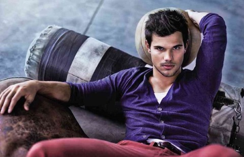 Taylor Lautner hot for Bench newest campaign