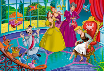#2 Cinderella Wallpaper