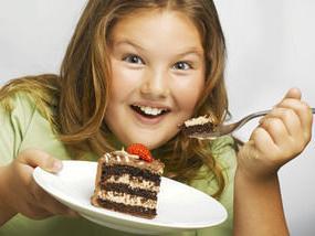 alimentacion niños obesos