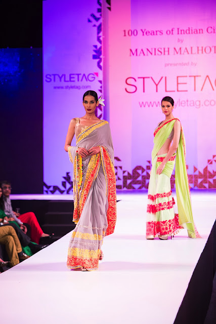 Designer Saree by Manish Malhotra