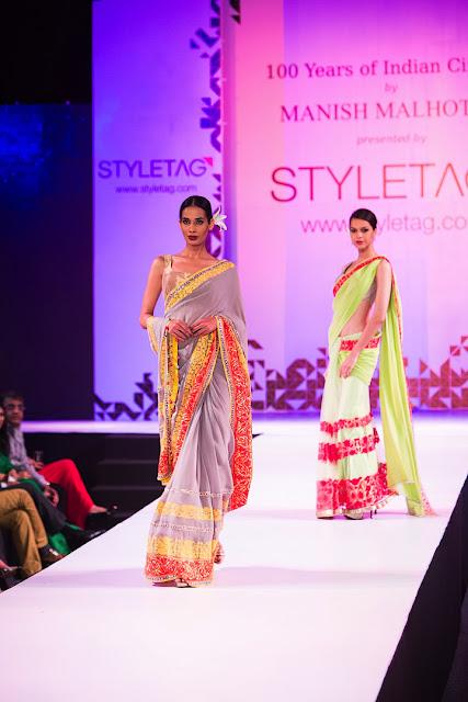 Designer Saree by Manish Malhotra